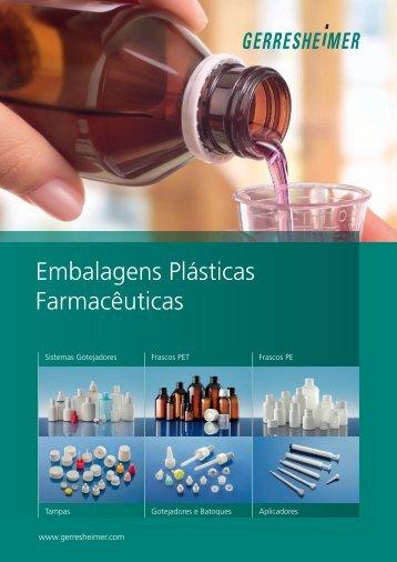 Soluções Completas em embalagens plásticas - Gerresheimer