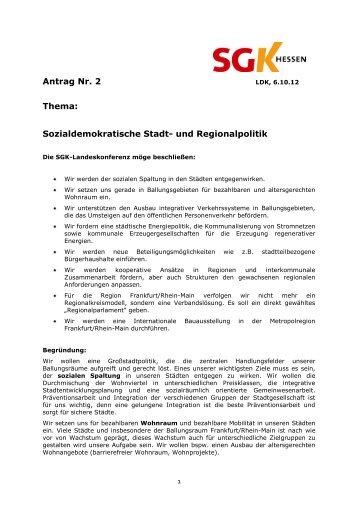 Bericht Aus Br Ssel Sgk Hessen