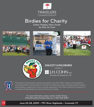 Birdies for Charity - Connecticut Association of Nonprofits