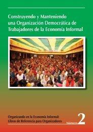 Construyendo y Manteniendo una Organización ... - Inclusive Cities
