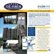 717 Martin L. King Dr., Cincinnati, OH 45220 ... - CMC Properties