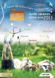 Guide Découverte - Office de Tourisme du pays de Collonges-la ...