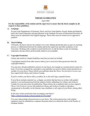 uw madison graduate school thesis requirements Information for school of education graduate students act 31 wisconsin direct inquiries about admissions and other requirements to the department graduate.