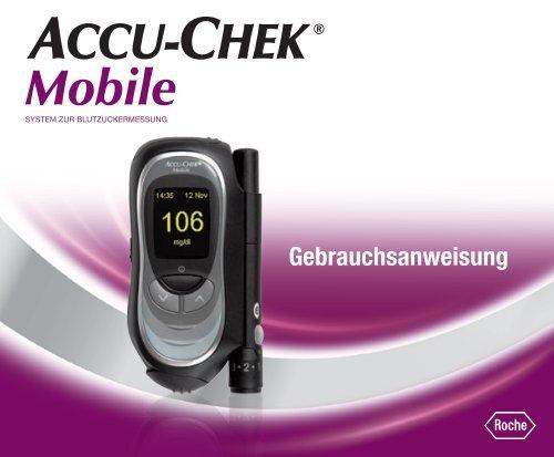 Gebrauchsanweisung - bei Accu-Chek