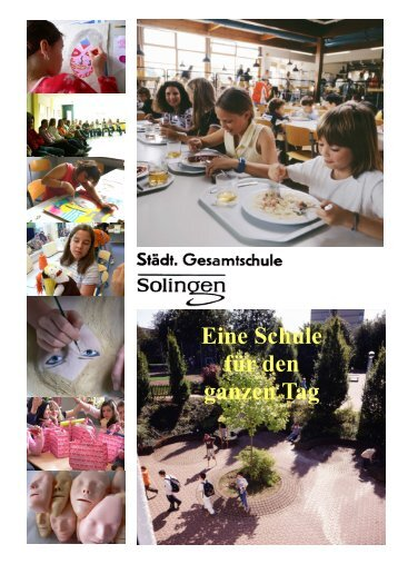 Eine Schule für den ganzen Tag - Gesamtschule  Solingen