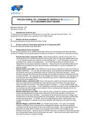 l'assemblée générale 2008 (pdf) - Palliative ch