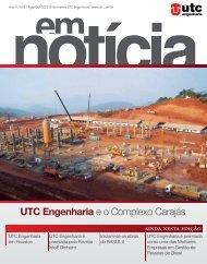 Informativo UTC Engenharia