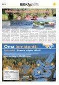 Tervetuloa nauttimaan - Pudasjärvi-lehti ja VKK-Media Oy - Page 7