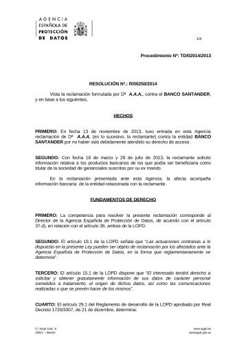TD-02014-2013_Resolucion-de-fecha-07-02-2014_Art-ii-culo-15-LOPD
