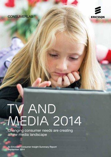 tv consumer behavior report 2011