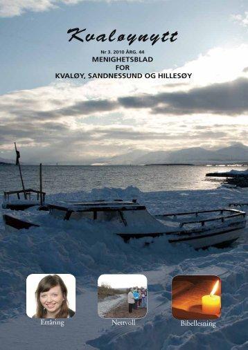 Kvaløynytt 2010,3 - Sandnessund sokn