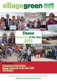 Winter 2012.pdf - Community Council of Devon