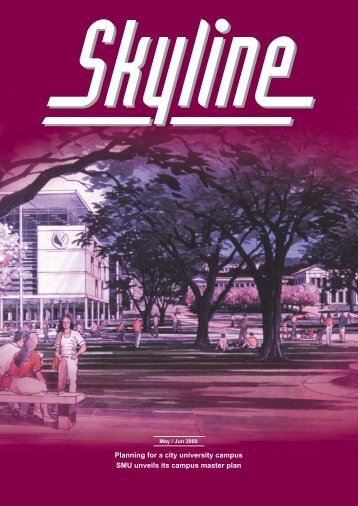 Skyline May/Jun 2000 - Urban Redevelopment Authority