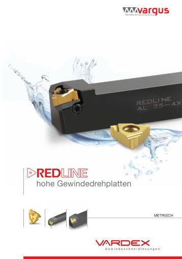 RED LineHohe Gewindedrehplatten - MAS Tools & Engineering