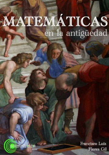 Matemáticos de la antigüedad - Publicatuslibros.com