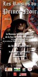 Prince Noir - Weezevent