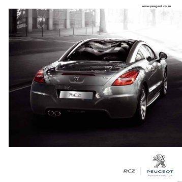 308 RCZ - Peugeot