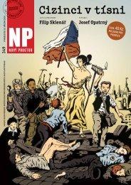 Cizinci v tísni – článek Nový prostor, březen 2010
