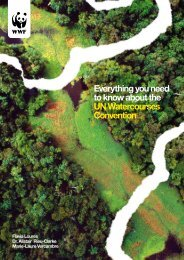 Everything you need to know about the UN Watercourses ... - WWF UK