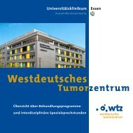 download - Westdeutsches Tumorzentrum Essen
