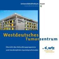 download - Westdeutsches Tumorzentrum Essen