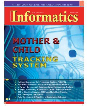 Informatics-April 2012