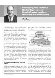 steuerung - IBS Schreiber GmbH