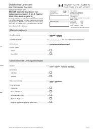 Erhebungsbogen [Download,*.pdf, 0,12 - Statistisches Landesamt ...