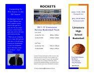Varsity Summer Camp - Limestone Community High School