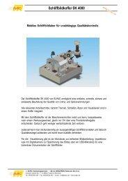 Schliffbildkoffer SK 4000 - Elpac Components und Verbindungstechnik
