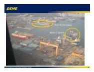 Korean Shipyards 2010 Part 2 of 3 - Foreign Yards NSRP