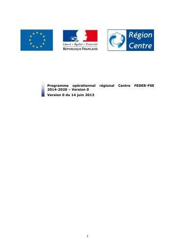 po feder - fse v0 - L'Europe s'engage en région Centre