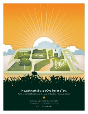 Nourishing the Nation One Tray at a Time - National Farm to School ...