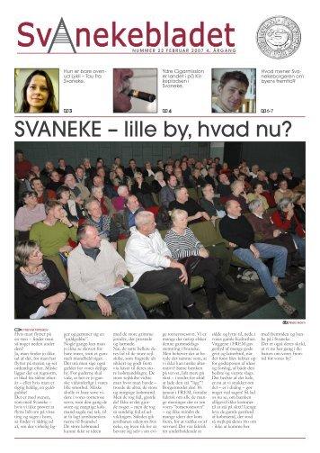 Nr. 22 - Februar 2007 - Svaneke.info