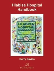 Hlabisa Hospital Handbook - Global HELP