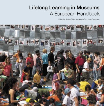 Lifelong Learning in Museums – a European Handbook.