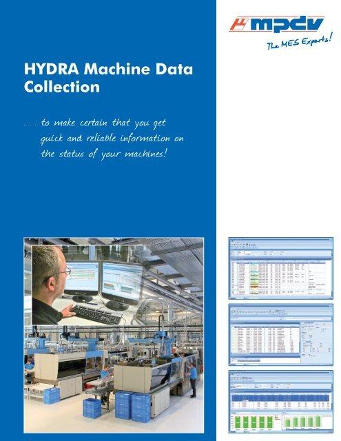 hydra data management