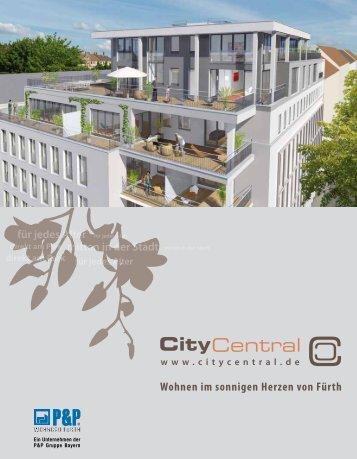 Exposé CityCentral - Lifestyle Wohneigentum