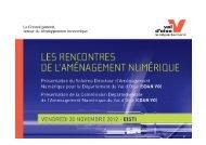 05/01/2013 - CDAN VO et feuille de route - Val d'Oise