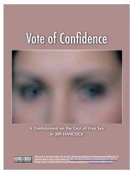 Vote of Confidence - Youth Specialties