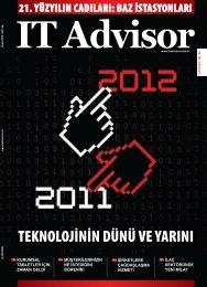 teknoloji̇ni̇n dn ve yarini - IT Advisor
