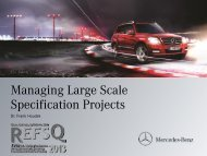 Requirements Engineering für Automotive Systeme