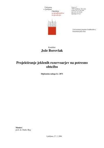 Prenos (1351Kb) - Univerza v Ljubljani