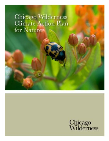Chicago Wilderness Climate Action Plan for Nature