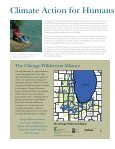 Chicago Wilderness Climate Action Plan for Nature - Page 3