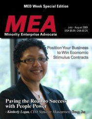 Paving the Road to Success with People Power - Minority Enterprise ...