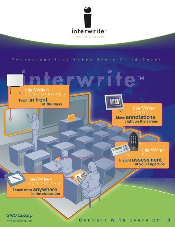 Interwrite Interactive Classroom - NC Wise Owl