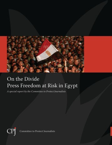Download the pdf - Committee to Protect Journalists