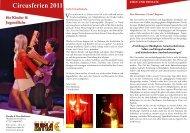 Circusferien 2011 - Circus Luna