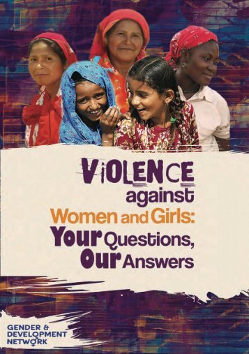Violence Against Women and Girls - ActionAid